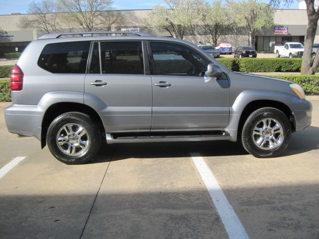 2003 Lexus GX 470 Luxury SUV, Nav, Roof, Rear DVd, Super Nice, Low Miles, Plano, Texas 6
