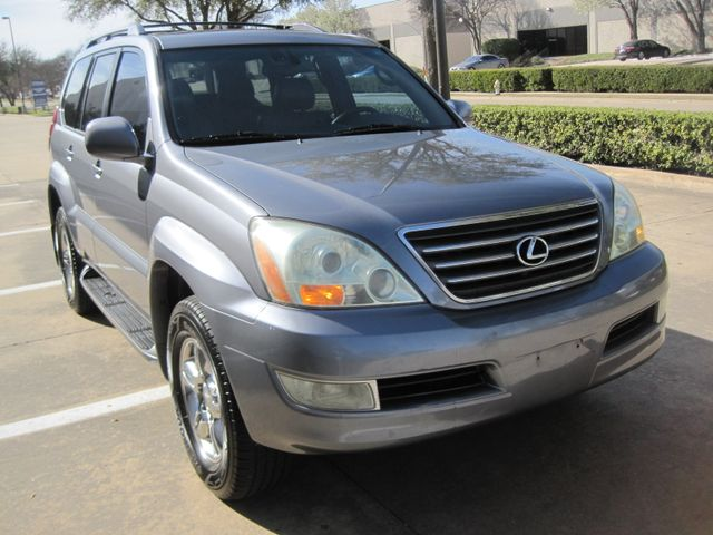 2003 Lexus GX 470 Luxury SUV, Nav, Roof, Rear DVd, Super Nice, Low Miles, Plano, Texas 1