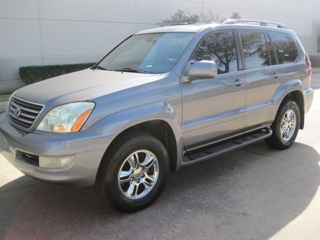 2003 Lexus GX 470 Luxury SUV, Nav, Roof, Rear DVd, Super Nice, Low Miles, Plano, Texas 4