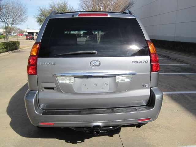 2003 Lexus GX 470 Luxury SUV, Nav, Roof, Rear DVd, Super Nice, Low Miles, Plano, Texas 9