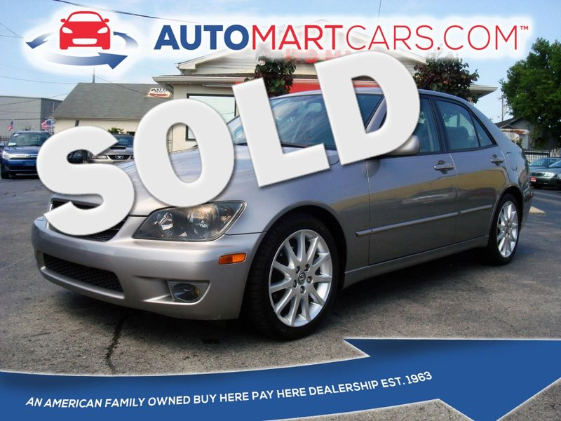 2003 Lexus IS 300  | Nashville, Tennessee | Auto Mart Used Cars Inc. in Nashville Tennessee