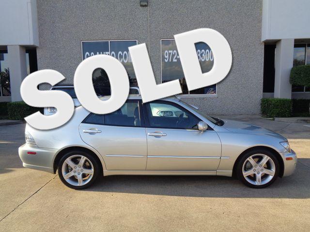 2003 Lexus IS 300  | Plano, Texas | C3 Auto.com in Plano Texas
