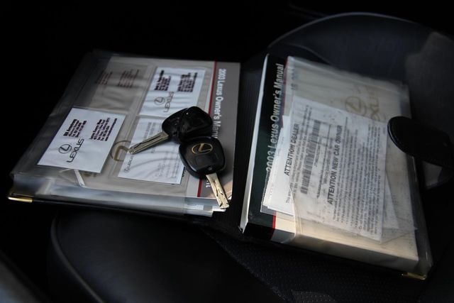 2003 Lexus IS 300 Santa Clarita, CA 26