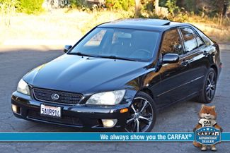 2003 Lexus IS 300 SPORT AUTOMATIC XENON MOONROOF BLUETOOTH 1-OWNER ALLOY WHLS NEW TIRES SERVICE REOCRDS! Woodland Hills, CA