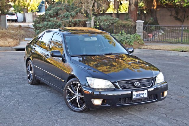 2003 Lexus IS 300 SPORT AUTOMATIC XENON MOONROOF BLUETOOTH 1-OWNER ALLOY WHLS NEW TIRES SERVICE REOCRDS! Woodland Hills, CA 14