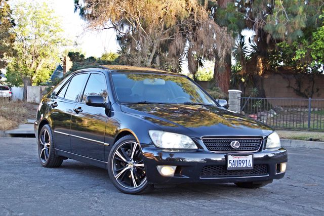 2003 Lexus IS 300 SPORT AUTOMATIC XENON MOONROOF BLUETOOTH 1-OWNER ALLOY WHLS NEW TIRES SERVICE REOCRDS! Woodland Hills, CA 16