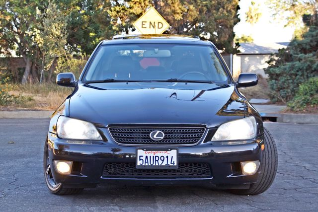 2003 Lexus IS 300 SPORT AUTOMATIC XENON MOONROOF BLUETOOTH 1-OWNER ALLOY WHLS NEW TIRES SERVICE REOCRDS! Woodland Hills, CA 17