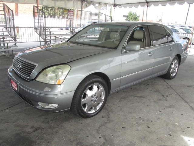 2003 Lexus LS 430 Please call or e-mail to check availability All of our vehicles are available
