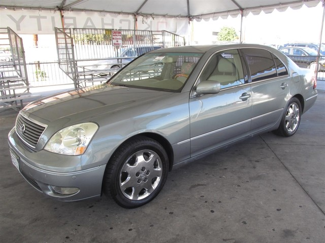 2003 Lexus LS 430 This particular Vehicles true mileage is unknown TMU Please call or e-mail t