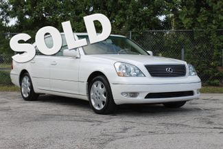 2003 Lexus LS 430 Hollywood, Florida