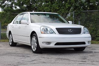 2003 Lexus LS 430 Hollywood, Florida 1