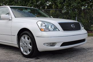 2003 Lexus LS 430 Hollywood, Florida 44