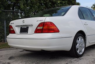 2003 Lexus LS 430 Hollywood, Florida 47