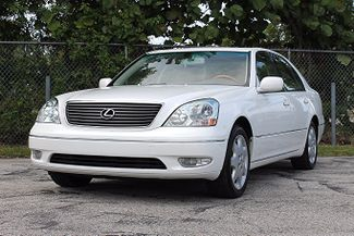 2003 Lexus LS 430 Hollywood, Florida 14