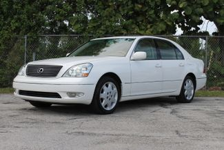 2003 Lexus LS 430 Hollywood, Florida 10