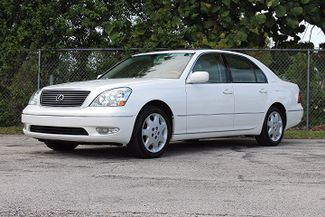 2003 Lexus LS 430 Hollywood, Florida 65