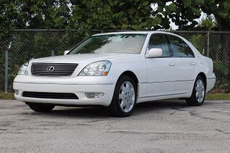 2003 Lexus LS 430 Hollywood, Florida 29