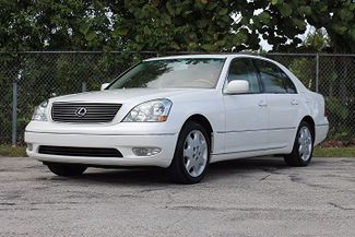2003 Lexus LS 430 Hollywood, Florida 56