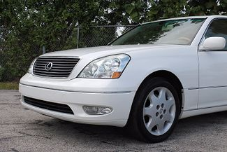 2003 Lexus LS 430 Hollywood, Florida 43
