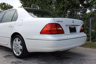 2003 Lexus LS 430 Hollywood, Florida 48