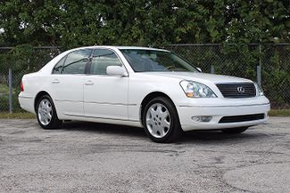 2003 Lexus LS 430 Hollywood, Florida 13