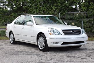 2003 Lexus LS 430 Hollywood, Florida 42