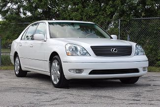 2003 Lexus LS 430 Hollywood, Florida 28