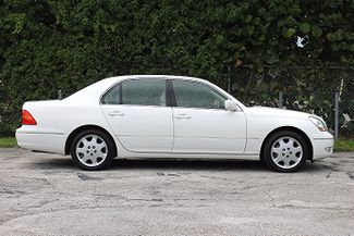 2003 Lexus LS 430 Hollywood, Florida 3