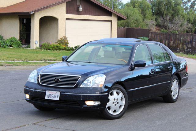 2003 Lexus LS 430 NAVIGATION SUNROOF LEATHER XENON PARKING SENSORS Woodland Hills, CA 33