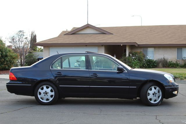 2003 Lexus LS 430 NAVIGATION SUNROOF LEATHER XENON PARKING SENSORS Woodland Hills, CA 31
