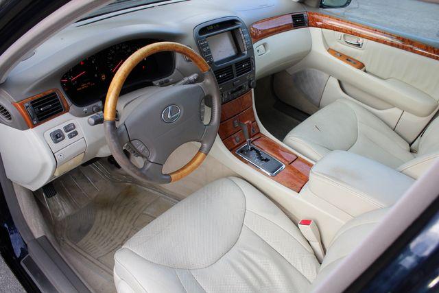 2003 Lexus LS 430 NAVIGATION SUNROOF LEATHER XENON PARKING SENSORS Woodland Hills, CA 14