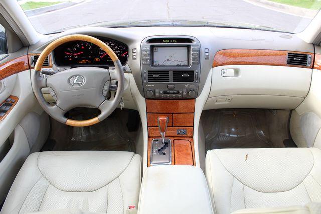 2003 Lexus LS 430 NAVIGATION SUNROOF LEATHER XENON PARKING SENSORS Woodland Hills, CA 20