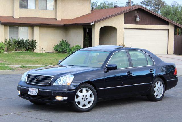 2003 Lexus LS 430 NAVIGATION SUNROOF LEATHER XENON PARKING SENSORS Woodland Hills, CA 11