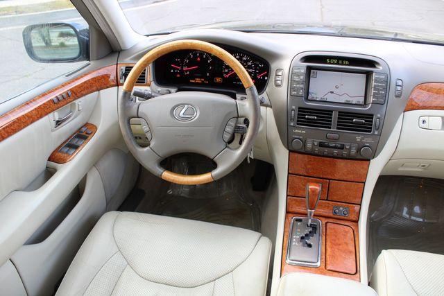 2003 Lexus LS 430 NAVIGATION SUNROOF LEATHER XENON PARKING SENSORS Woodland Hills, CA 21