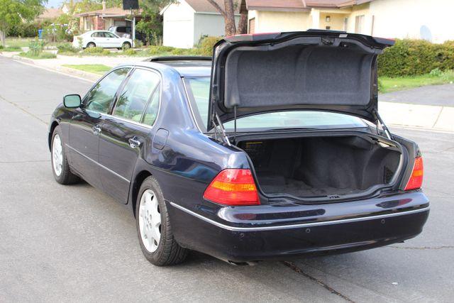 2003 Lexus LS 430 NAVIGATION SUNROOF LEATHER XENON PARKING SENSORS Woodland Hills, CA 28