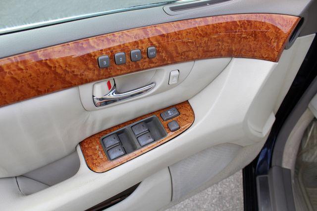 2003 Lexus LS 430 NAVIGATION SUNROOF LEATHER XENON PARKING SENSORS Woodland Hills, CA 12