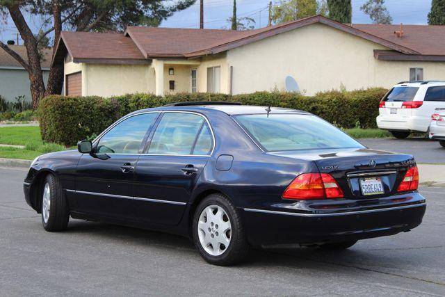 2003 Lexus LS 430 NAVIGATION SUNROOF LEATHER XENON PARKING SENSORS Woodland Hills, CA 2