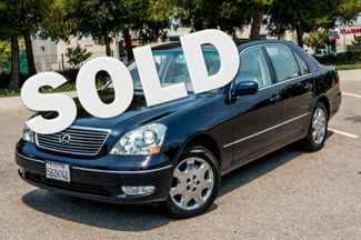 2003 Lexus LS 430 - Ultra Luxury - Navi - Premium Sound Reseda, CA