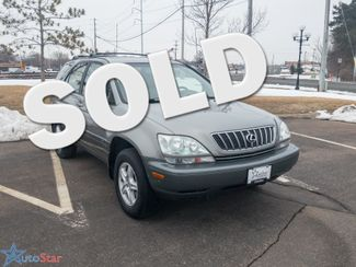 2003 Lexus RX 300 with a 6 month 6000 miles warranty Maple Grove, Minnesota