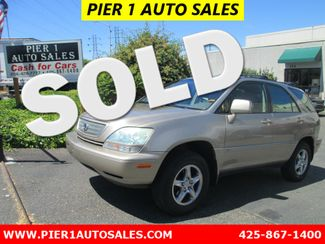 2003 Lexus RX 300 Seattle, Washington