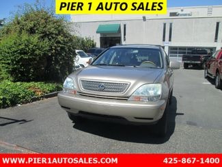 2003 Lexus RX 300 Seattle, Washington 2