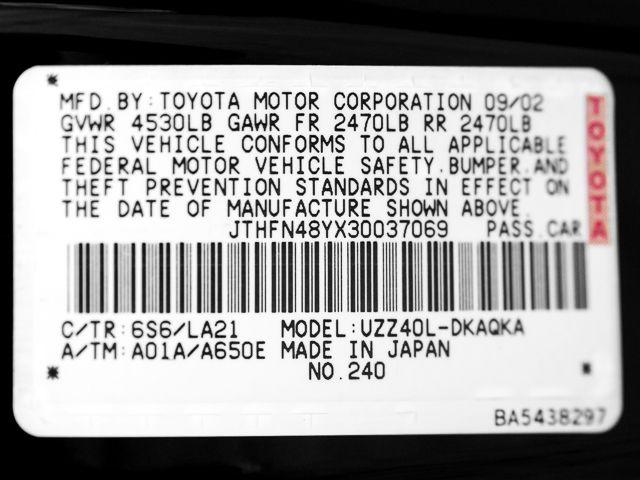 2003 Lexus SC 430 Burbank, CA 19