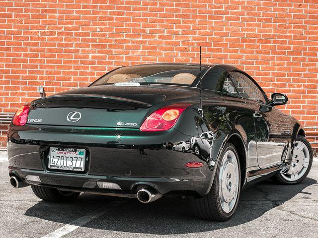 2003 Lexus SC 430 Burbank, CA 3