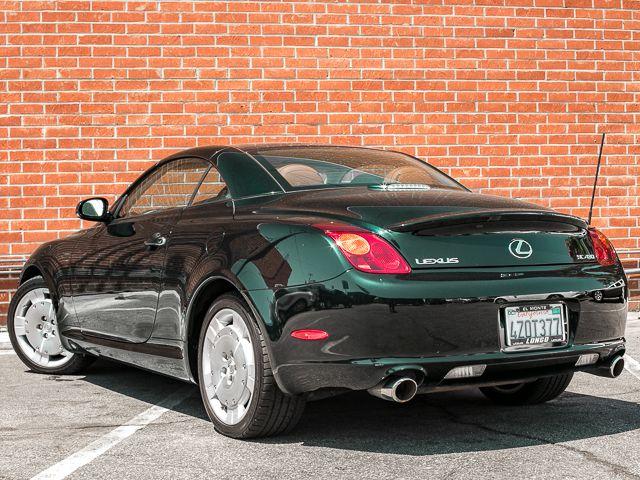 2003 Lexus SC 430 Burbank, CA 5