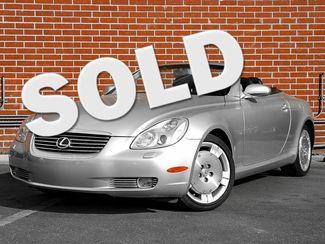 2003 Lexus SC 430 Burbank, CA