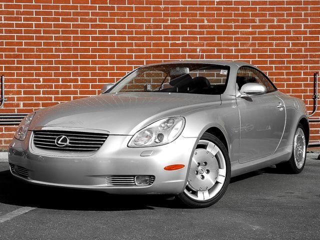 2003 Lexus SC 430 Burbank, CA 1