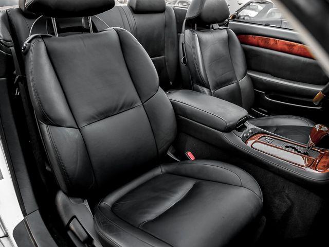 2003 Lexus SC 430 Burbank, CA 13