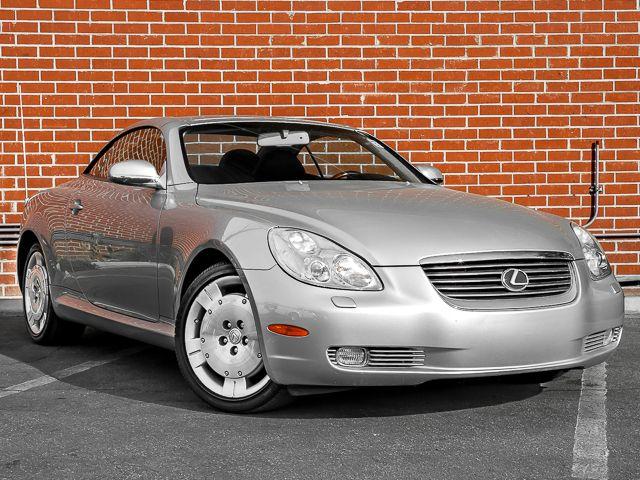2003 Lexus SC 430 Burbank, CA 2