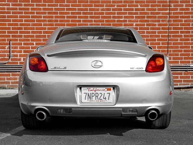 2003 Lexus SC 430 Burbank, CA 4