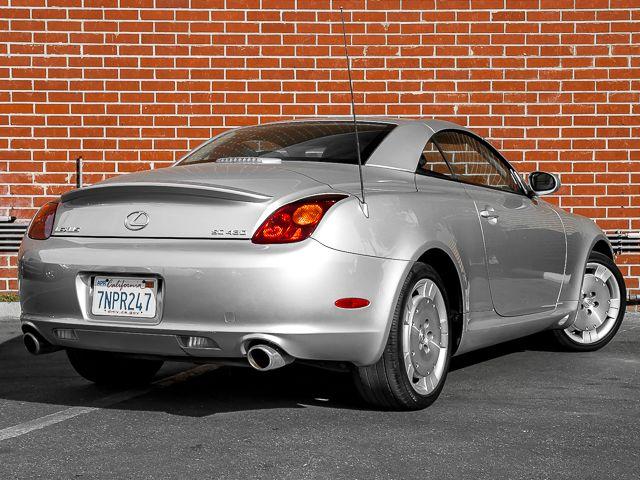 2003 Lexus SC 430 Burbank, CA 7